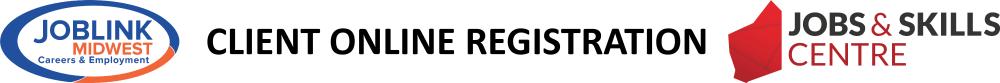 Client Online Registration Header